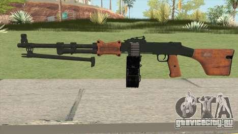 COD-MWR RPD для GTA San Andreas