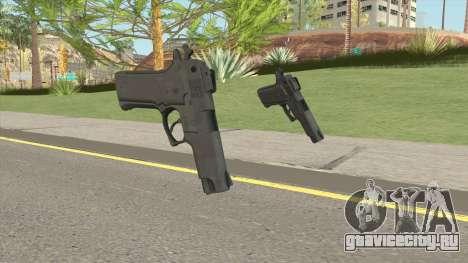 SW 659 Pistol для GTA San Andreas