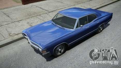 Declasse Impaler Super Sedan для GTA 4