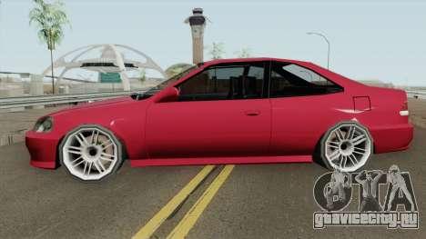 Honda Civic SA Style (Fix) для GTA San Andreas