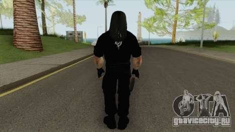 Slipknots Mick Thomson для GTA San Andreas