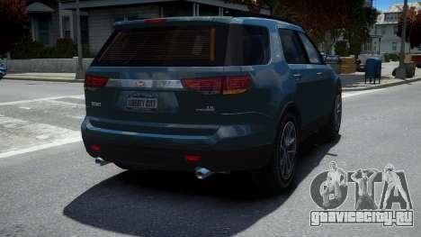 Vapid Scout для GTA 4