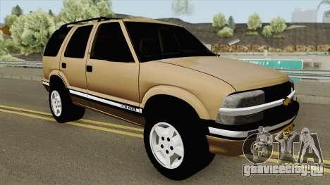 Chevrolet Blazer 99 для GTA San Andreas
