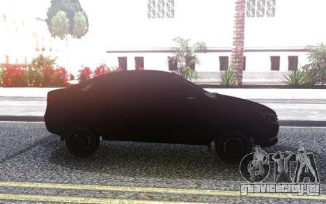 Lada Vesta для GTA San Andreas