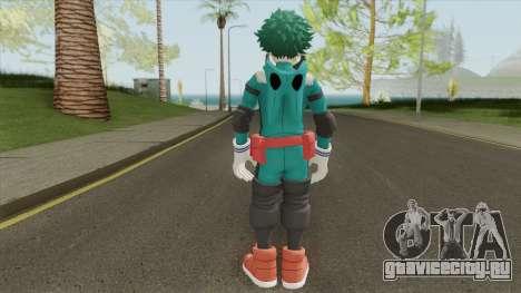 Izuku Midoriya (My Hero One Justice) для GTA San Andreas