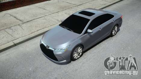 Toyota Camry 2015 для GTA 4