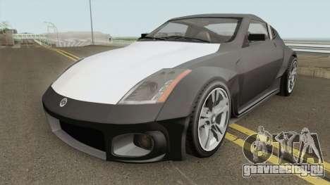 Annis ZR380 Stock GTA V IVF для GTA San Andreas