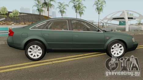 Audi A6 C5 Prefacelift 2.7 Biturbo 00 (US-Spec) для GTA San Andreas