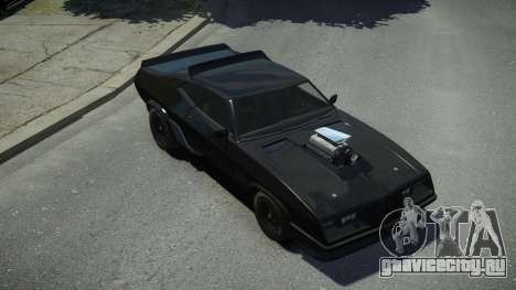 Vapid Imperator для GTA 4