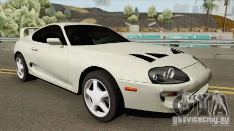 Toyota Supra Mk IV Fully Tunable FNF Style 1994 для GTA San Andreas