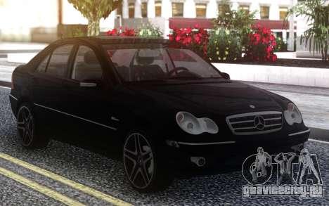 Mercedes-Benz C55 W203 AMG для GTA San Andreas