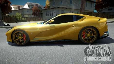 Ferrari 812 Superfast для GTA 4
