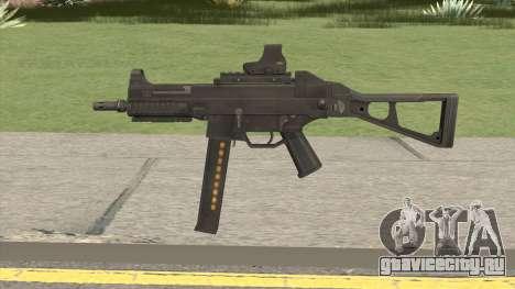 Battle Carnival UMP-45 для GTA San Andreas