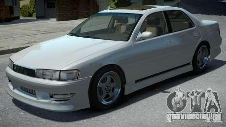 Toyota Cresta JZX90 1995 для GTA 4