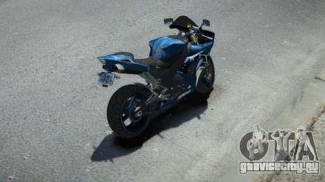 Yamaha R1 для GTA 4