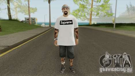 Skin Random 175 (Outfit Lowrider) для GTA San Andreas