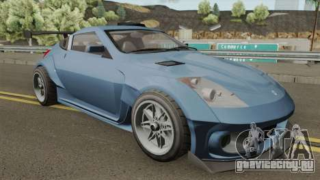 Annis ZR380 Standard V2 GTA V для GTA San Andreas