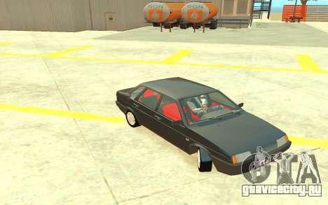 ВАЗ 21099 Сток для GTA 4
