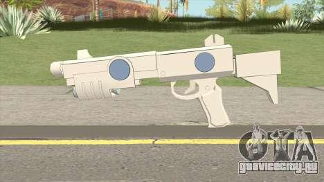 Constanze Shotgun Little Witch Academia для GTA San Andreas