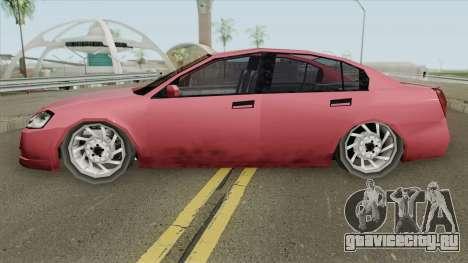 Nissan Altima (SA Style) для GTA San Andreas