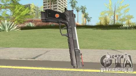 Samurai Edge Barry Model для GTA San Andreas