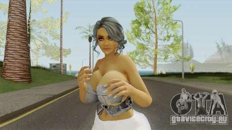 Momiji Thicc Version для GTA San Andreas