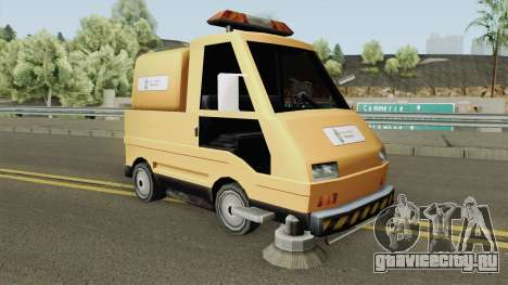 Sweeper Romania Bucuresti для GTA San Andreas