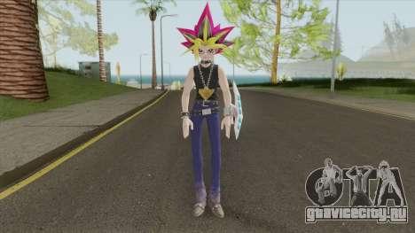 Yugi Muto (Jump Force) для GTA San Andreas