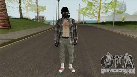 GTA Online Skin 3 для GTA San Andreas