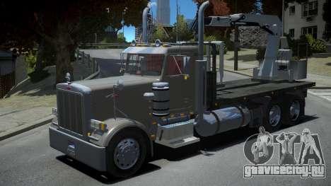 Peterbilt 379 Daycab для GTA 4