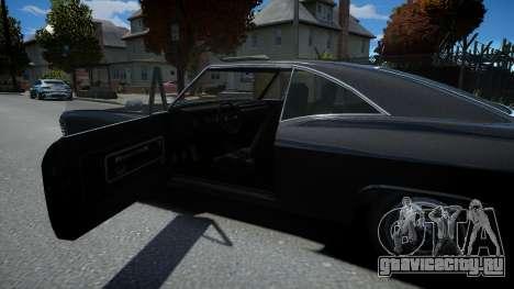 Declasse Impaler для GTA 4