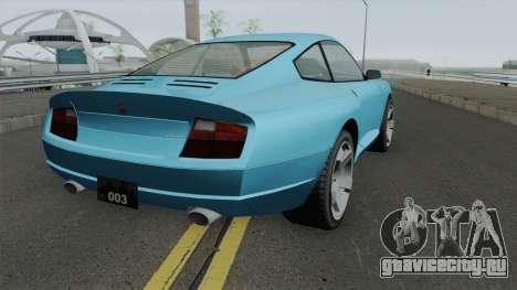 Comet GTA IV для GTA San Andreas