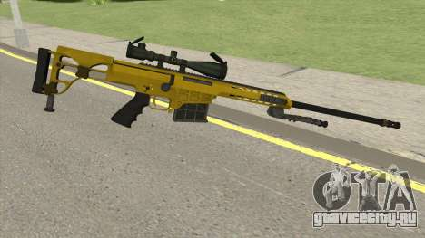 Barrett M98 Anti-Material Sniper для GTA San Andreas