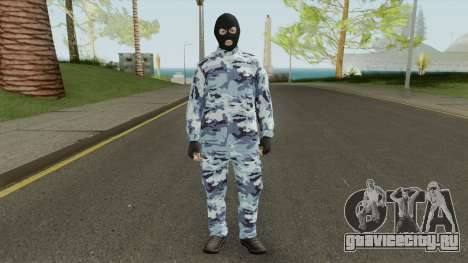 GTA Online Mercenary для GTA San Andreas