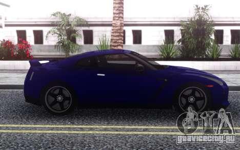 Nissan GTR Димы Гордея для GTA San Andreas