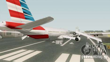 Airbus A330-200 RR Trent 700 (American Airlines) для GTA San Andreas