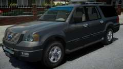 Ford Expedition EL 2006 для GTA 4