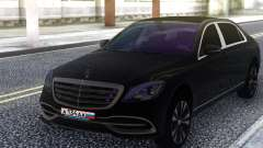 2018 Mercedes-Benz S-Class Maybach для GTA San Andreas