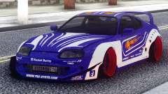 Toyota Supra Rocket Bunny Sport для GTA San Andreas