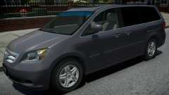 Honda Odyssey US 2006 для GTA 4