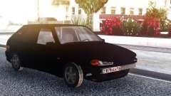 ВАЗ 2114 Черный Без Бампера для GTA San Andreas