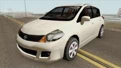 Nissan Tiida (SA Style) для GTA San Andreas