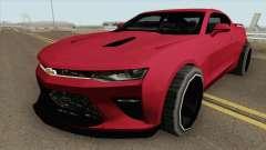 Chevrolet Camaro SS 2017 (SA Style) для GTA San Andreas