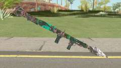 Rocket Launcher (Xorke) для GTA San Andreas