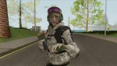 Ela Bosak From Rainbow Six Siege для GTA San Andreas
