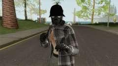 GTA Online Skin 3 HQ для GTA San Andreas
