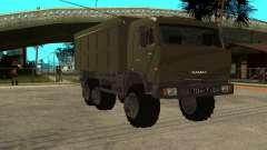 КамАЗ 54115 Военный