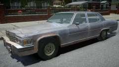 Cadillac Fleetwood 1978 (Rusty) для GTA 4