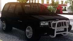 Jeep Grand Cherokee Паши Пэла