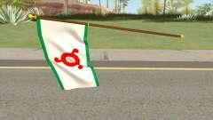 Ingushetia Flag для GTA San Andreas